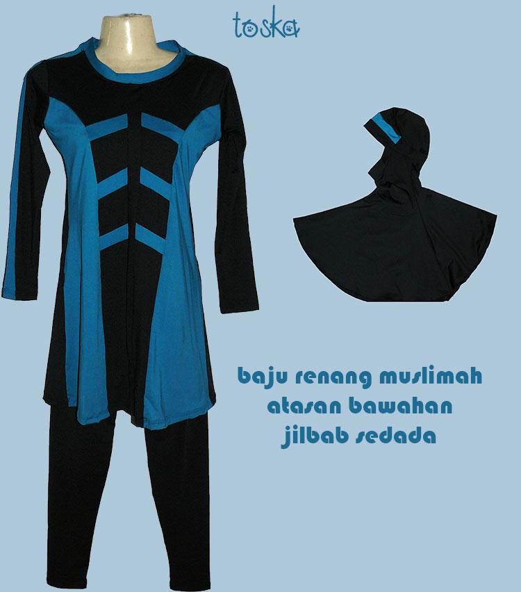 Jual Baju Renang Muslimah Syari