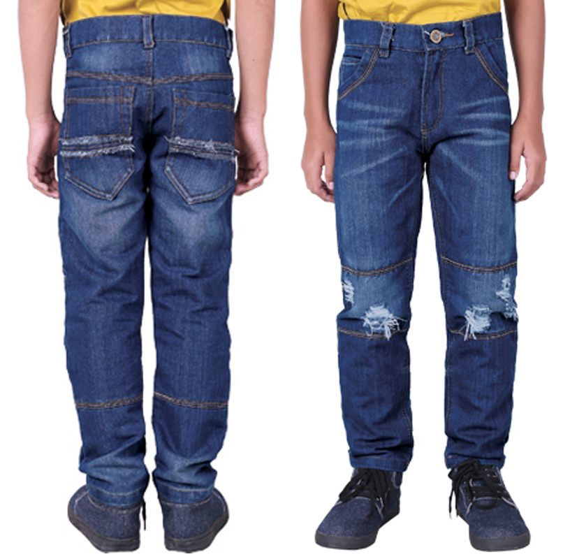 Celana Jeans Anak, Celana Anak, Celana Panjang Anak Laki Laki 3CMT 127