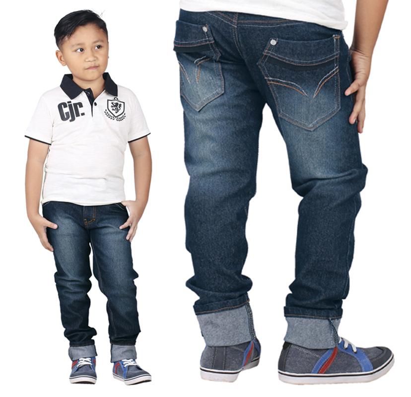 Celana Jeans Anak, Celana Anak, Celana Panjang Anak Laki Laki 3CNU 011