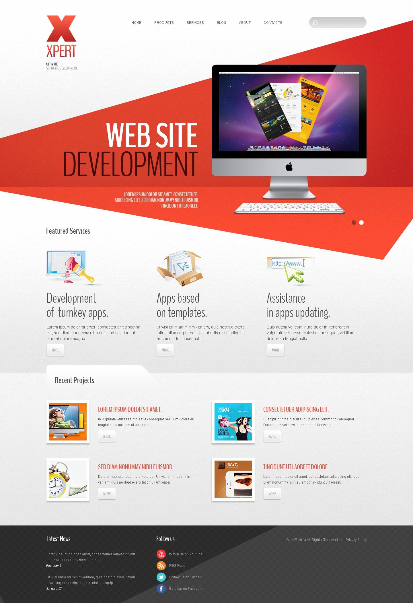 freeweb-website-layouts-teen-girl-katie