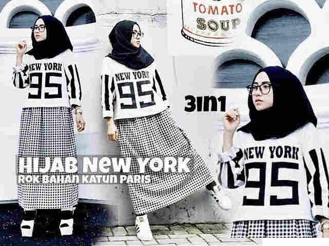 Hijab NewYork Set