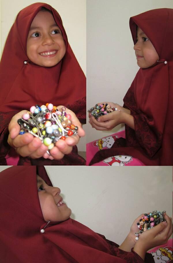 Beli Klip Hijab di Tokopedia hadiah Umroh