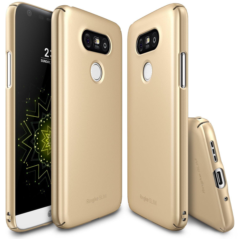 Ringke Slim Case for LG G5 - Gold