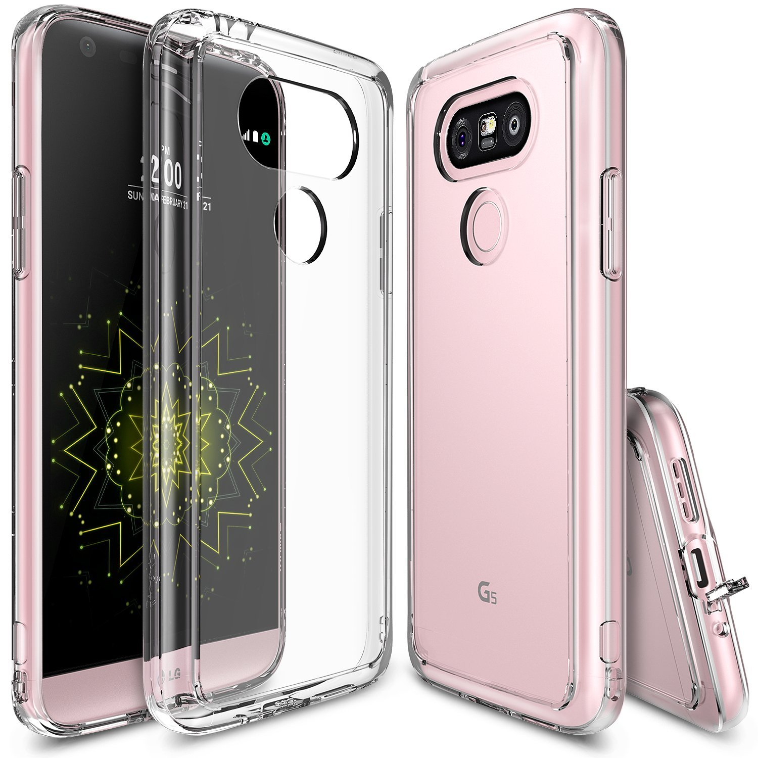 Ringke Fusion Case for LG G5 - Clear