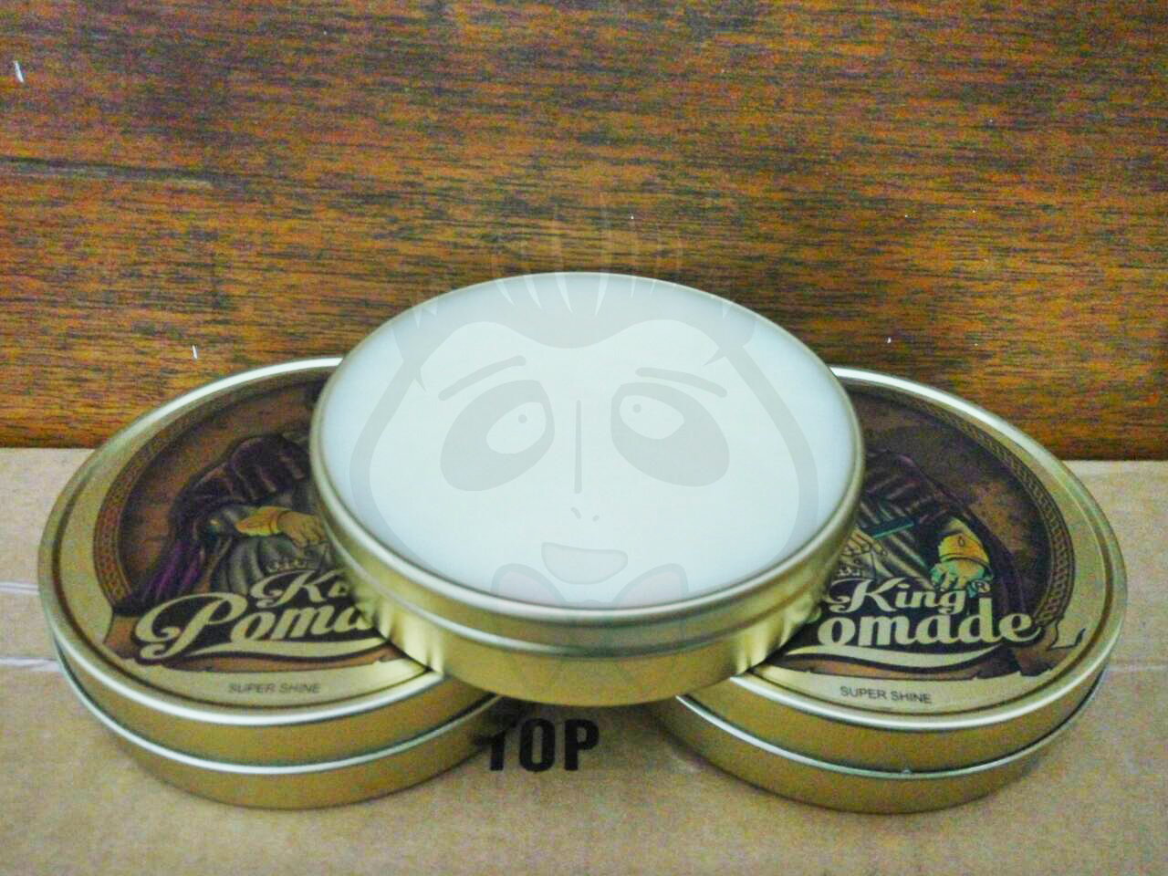 Jual King Pomade Super Shine Hold 28 Oz Murah Surabaya Anonymous Panda Tokopedia