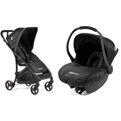 Babyhome Emotion Included Carseat Egg Murah
