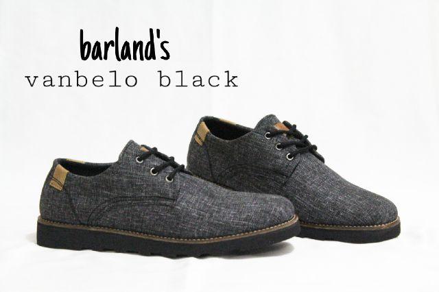 Jual Sepatu Boots Pria Barlands Premium 1 - ( Kulit Asli ) Murah