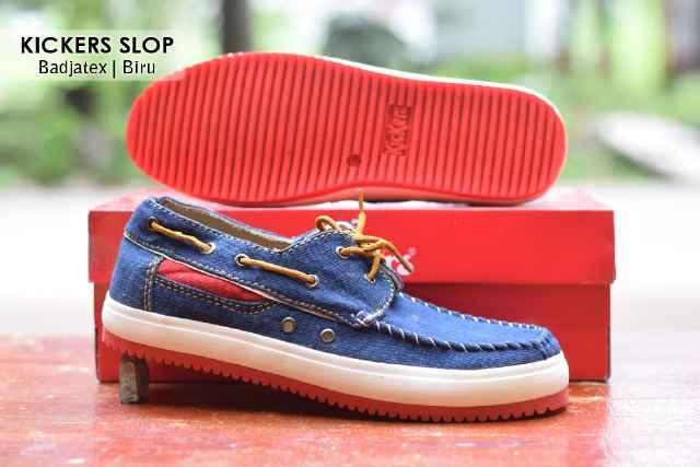 Jual Sepatu Pria Kickers Casual Premium 10 - ( Kulit Suede ) Murah