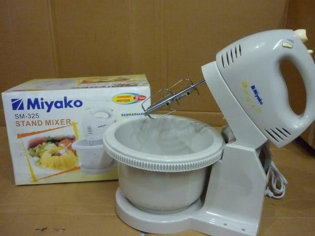 Stand Mixer Miyako Sm 325