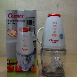 Cosmos Food Processor / Fp - 300 /blender Pemulat