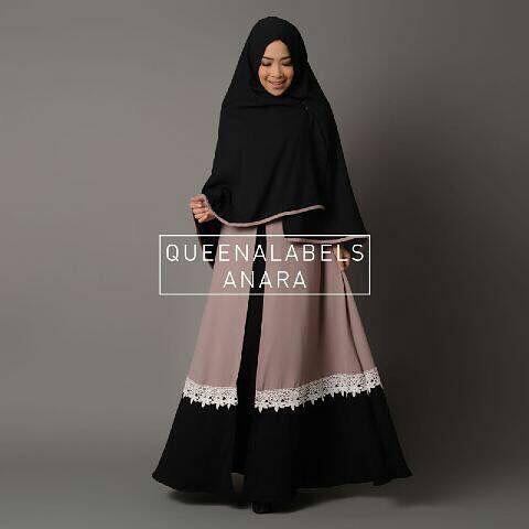 Baju Hijab Murah Anara Syar'i