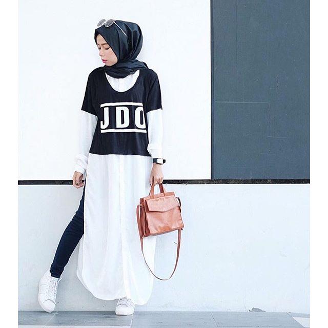 Baju Hijab Murah JDO Tunik