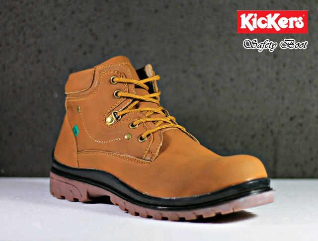 Jual sepatu kickers ABR safety #2 Murah