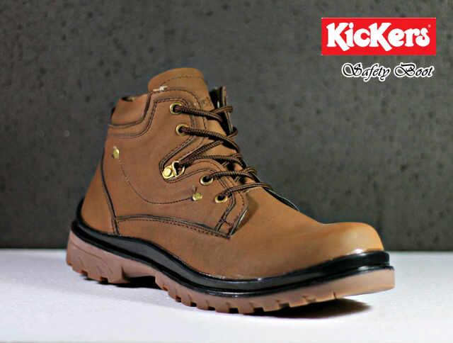 Jual sepatu kickers ABR safety Murah
