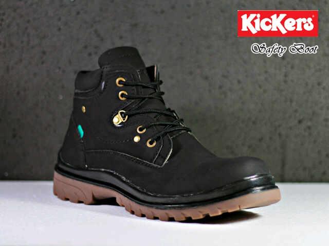 Jual sepatu kickers ABR safety #1 Murah