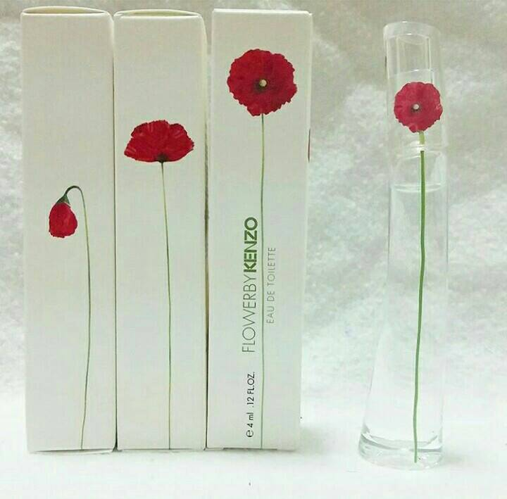 Parfum Mini Ori-Kenzo Flower