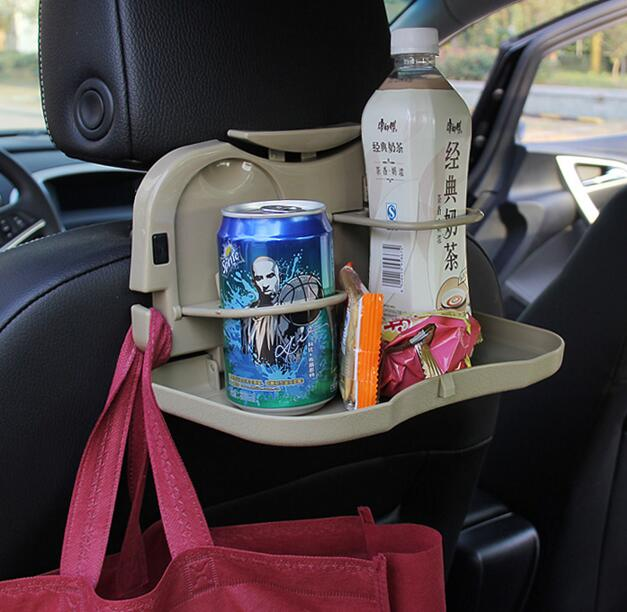 Harga Car table organizer Meja portable mobil /holder botol minuman