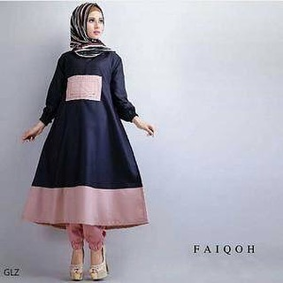 Baju Hijab Murah Faiqoh Set