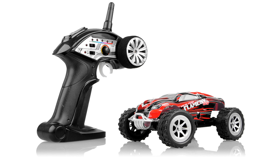 RC Car WLtoys A999 1/24 2.4Ghz Propo 5Spead Transmission 25km/H RTR