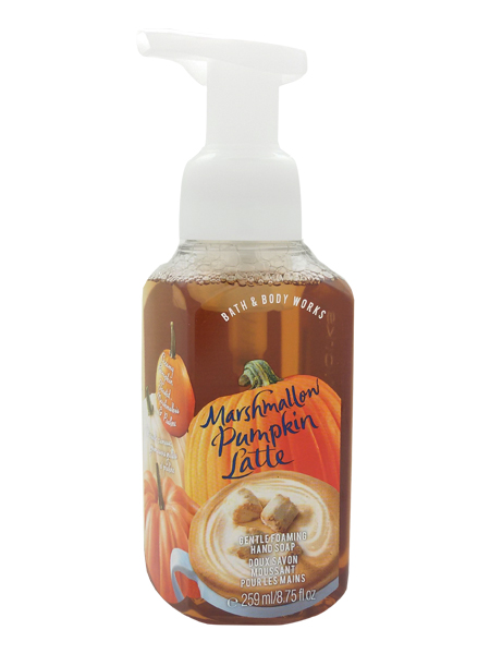 Hand Soap Gentle Foaming - Marshmallow Pumpkin Latte