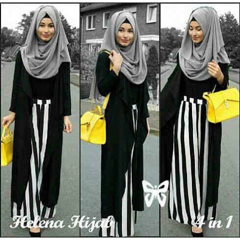 Baju Wanita / Baju Murah / Baju Muslim / Baju Terbaru / Helena hijab