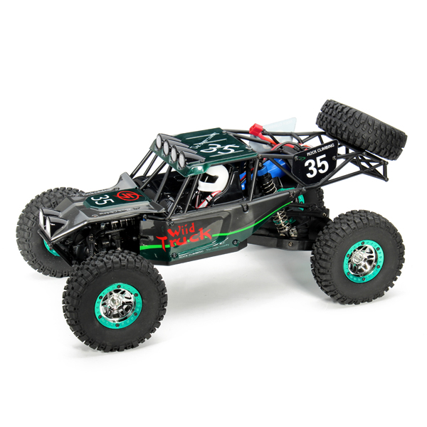 WL K949 4WD RC Climbing Cross Country / Wild Truck Waterproof