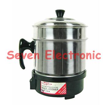 Maspion Multi Cooker Mec 1750 0.5liter 300 Watt