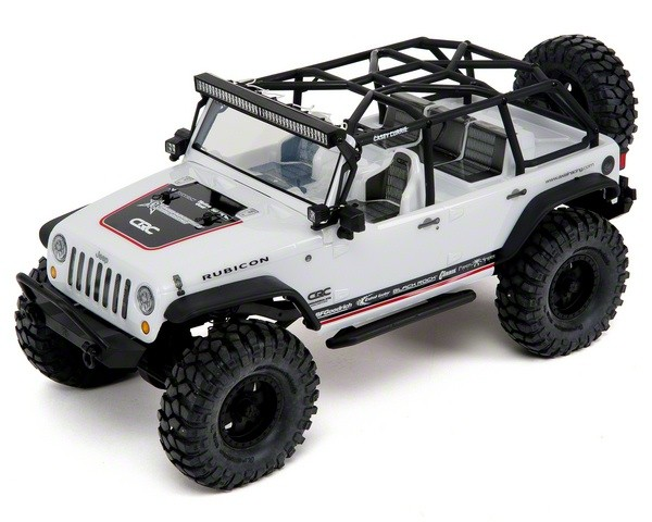 Axial SCX10 2012 Jeep Wrangler Unlimited C/R Edition 1/10 4WD EP Rock