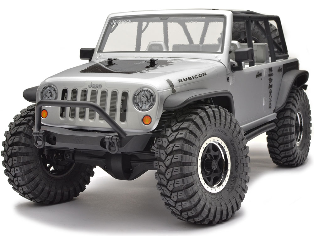Axial SCX10 2012 Jeep Wrangler Unlimited Rubicon 1/10 4WD (AX90028)