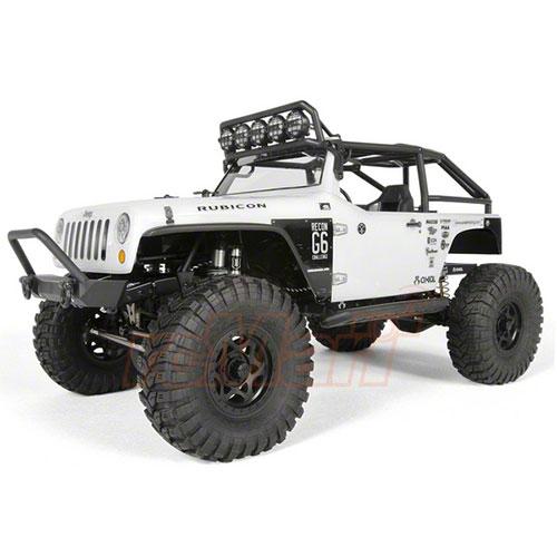 Axial SCX10 Jeep Wrangler G6 1/10 EP 4WD Crawler Car Kit (AX90034)