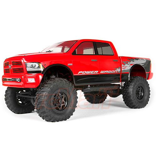 Axial SCX10 Ram Power Wagon 1/10 4WD EP Rock Crawler RTR (AX90037)