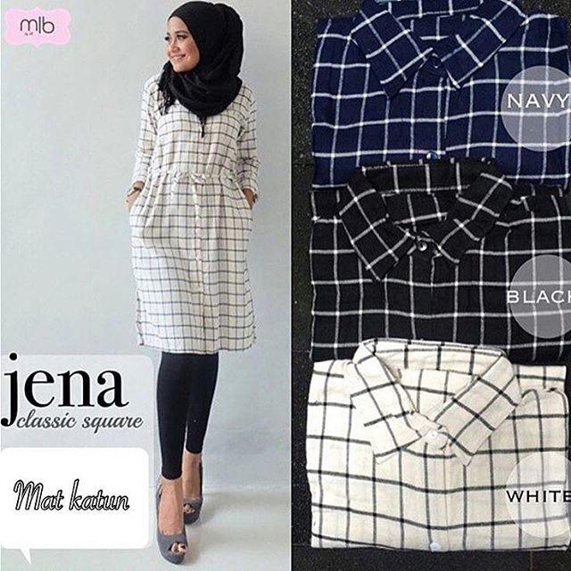 Baju Hijab Murah Jena