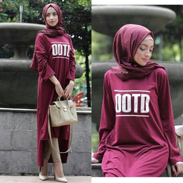 st hijab ootd