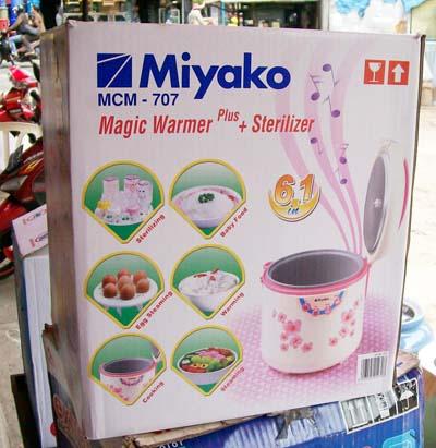 Magic Com Miyako Mcm - 707/1,8 Liter