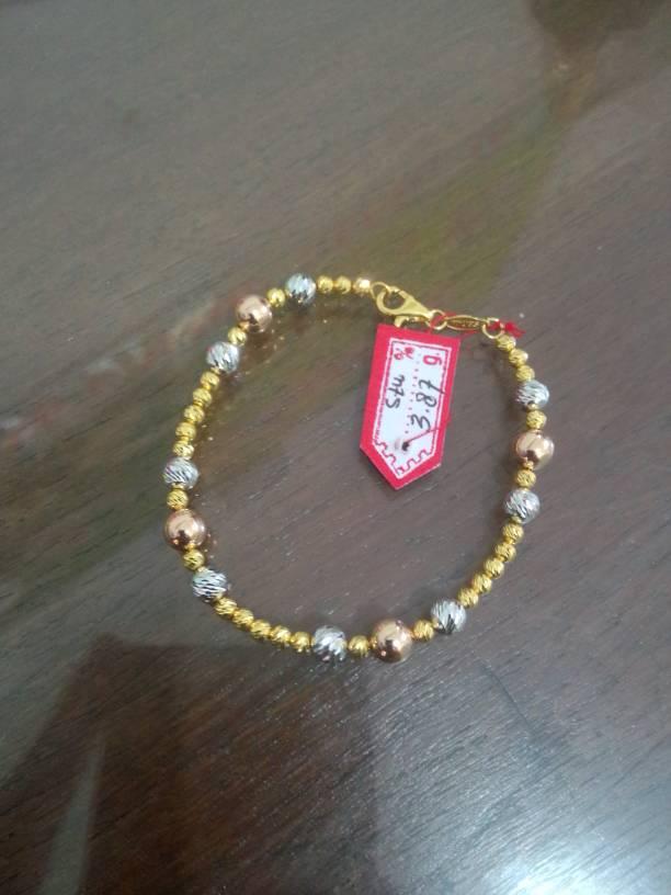 jual gelang emas model baru   toko mas nawa di tokopedia