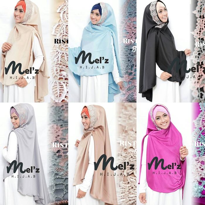 Khimar RISTY PRADA by Mel'z Hijab