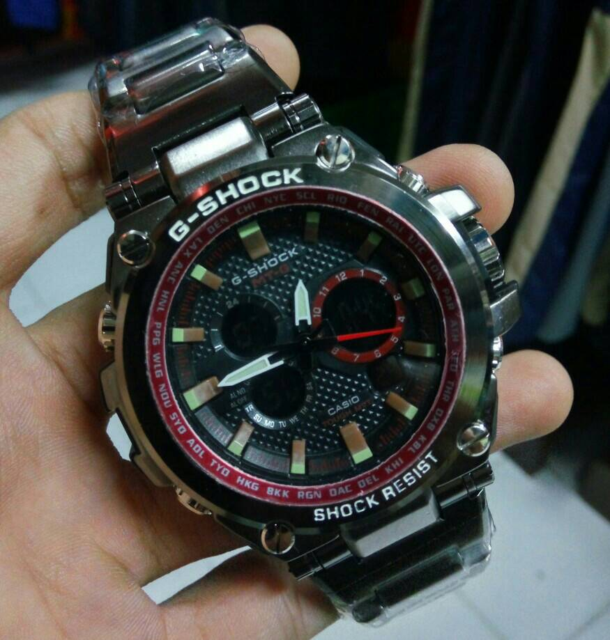Jual Jam Tangan Casio G-Shock Rantai   Rante MTG-S1000D - DADDY O CLOCK  44b9c9a6af