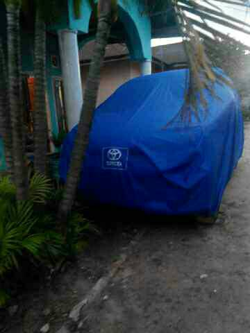 Selimut Mobil YARIS,JAZZ,SWIFT, Double Cover 1 warna