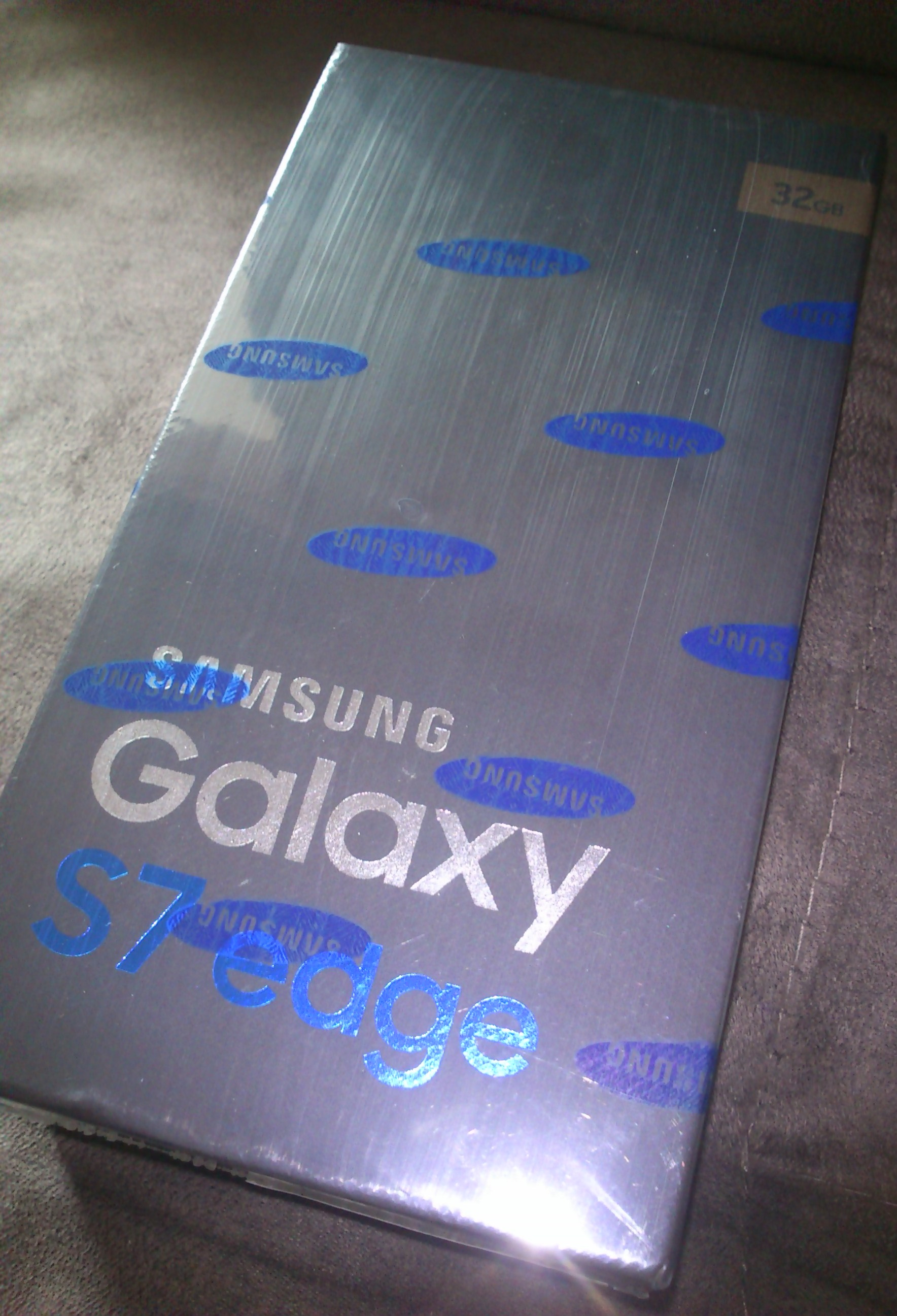 Jual Samsung Galaxy S7 Edge Sm G935fd Garansi Resmi Sein Indonesia Gold Bonus Semua Diskon Tokopedia