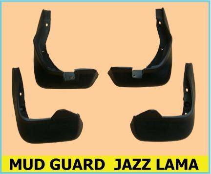 Mud Guard / Karpet Lumpur Jazz Lama