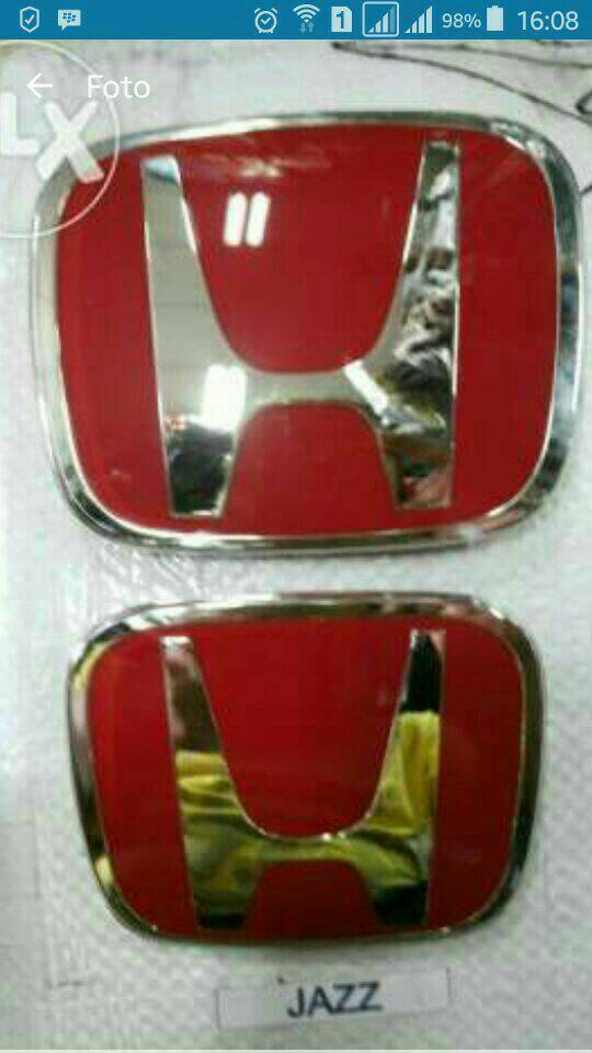 Emblem logo Honda khusus All New Jazz