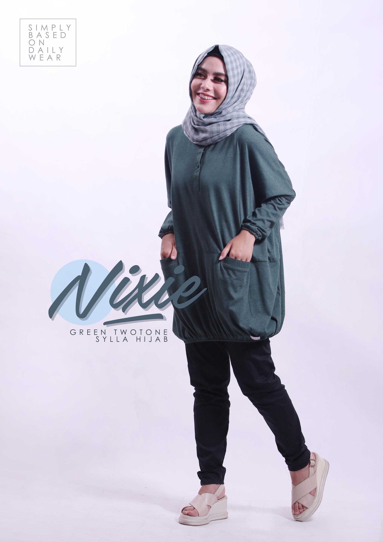 Tunik Nixie - Sylla Hijab