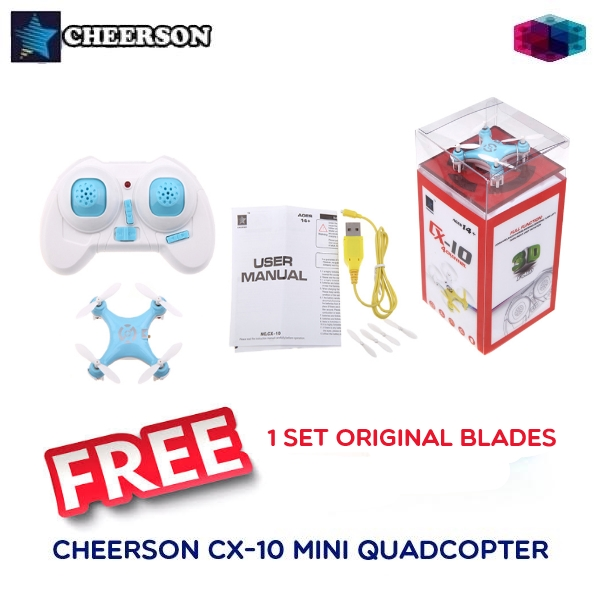 Cheerson CX-10 RC Quadcopter