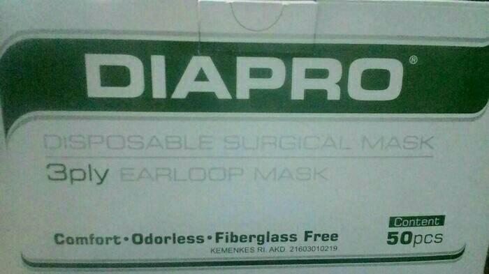 masker hijab merk diapro