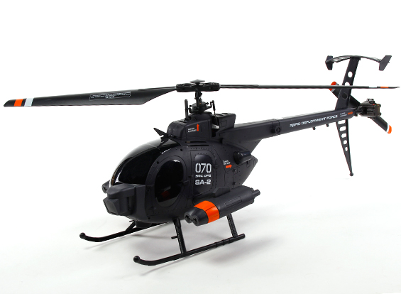 RC Helicopter Failun FX070C Hunting Sky 2.4G Gyro Flybarless RTF