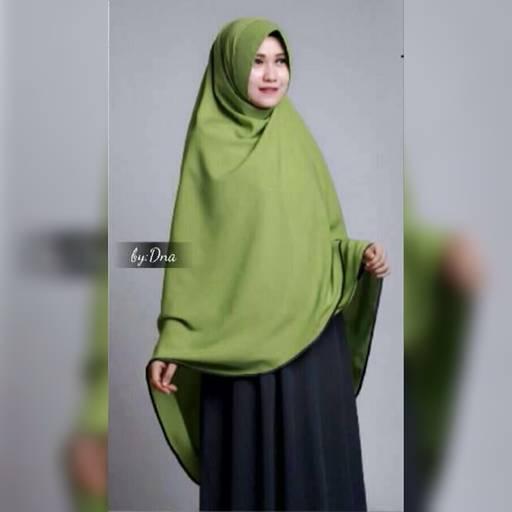 Khimar / bergo / hijab / jilbab syari ainun