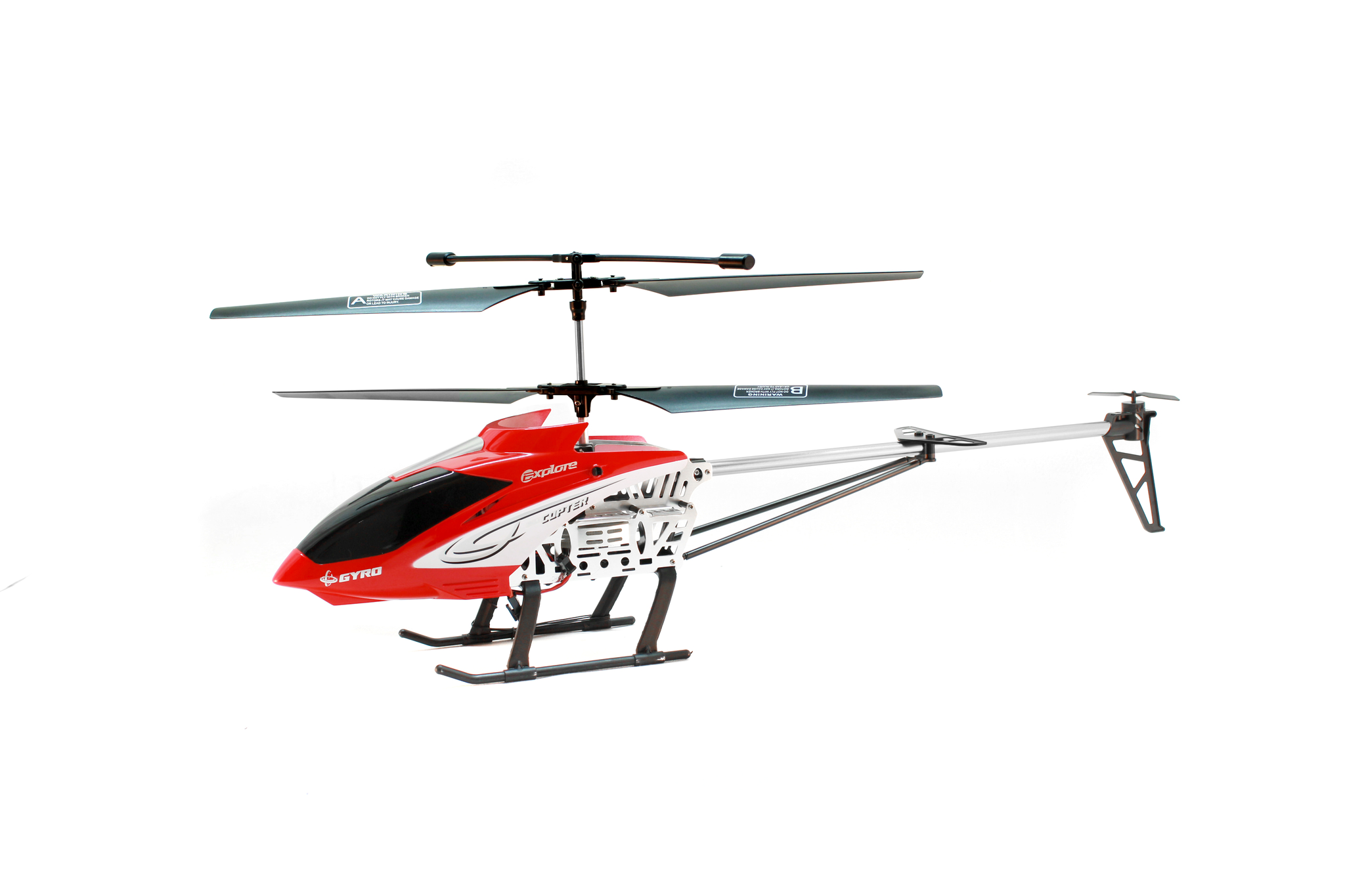HobbyMall - RC Helicopter 3.5 Channel HBR 4