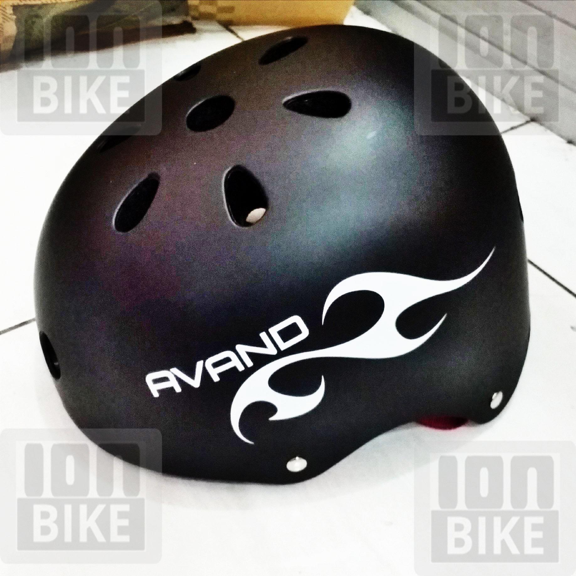 Jual Helm Sepeda Avand Batok Bmx Skate Ion Bike Jogja Tokopedia Helem