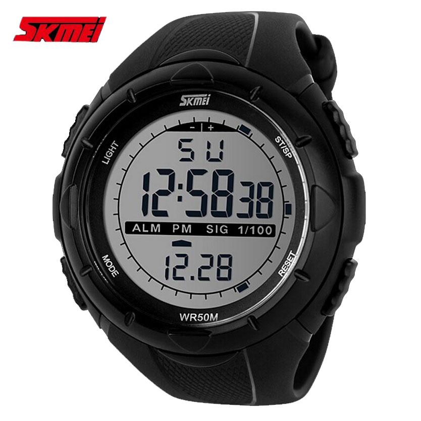 SKMEI S-Shock Sport Watch Water Resistant 50m - DG1025