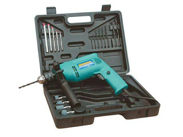 MPACT DRILL ST 13MM 500W (21PC) KW07-26111999 |